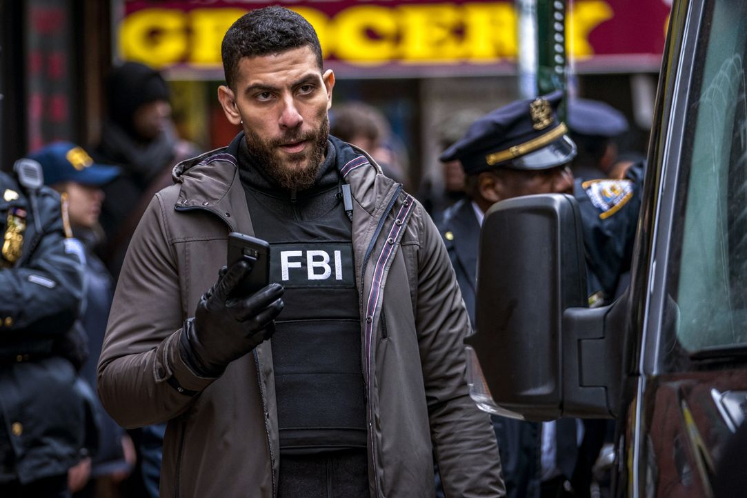 Omar Adom 'OA' Zidan (Zeeko Zaki) - Bildquelle: Michael Parmelee 2019 CBS Broadcasting, Inc. All Rights Reserved / Michael Parmelee