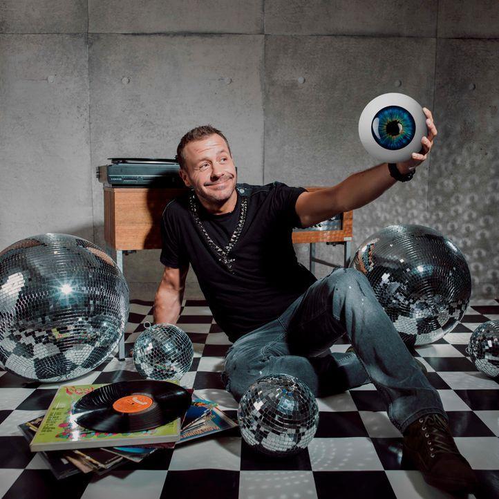 Willi Herren Promi Big Brother Auge 3 - Bildquelle: SAT.1/Arne Weychardt