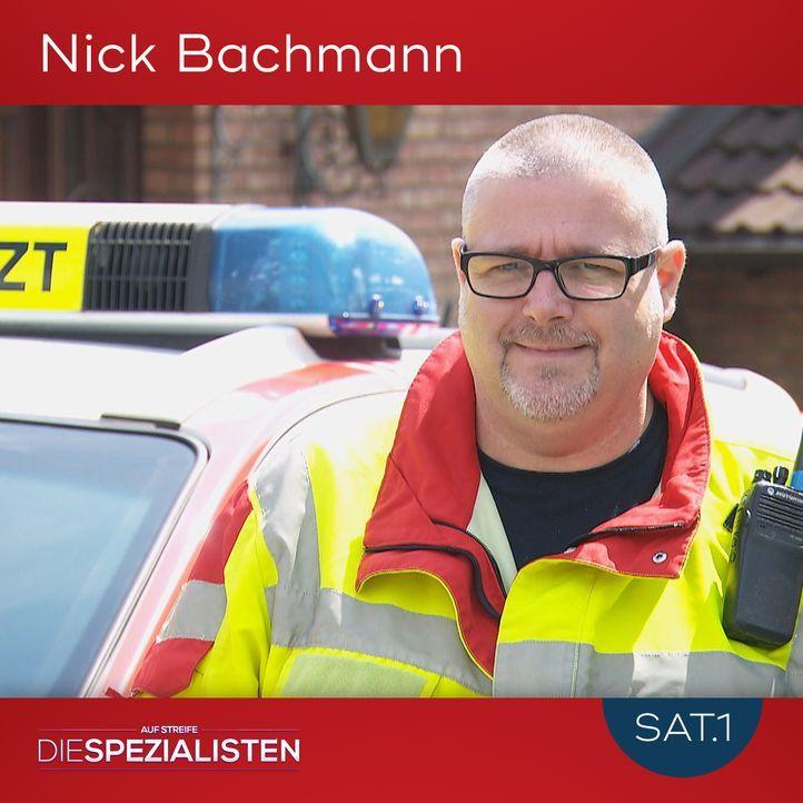 Nick Bachmann - Bildquelle: SAT.1