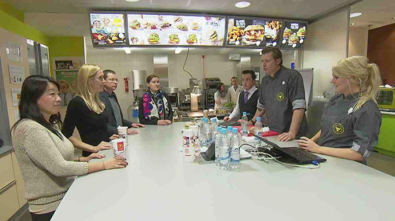 """Was macht McDonald's so erfolgreich und wer steckt dahinter? In """"15 Dinge, die Sie über McDonald's wissen müssen"""" werfen wir einen Blick hinter die... - Bildquelle: SAT.1"""