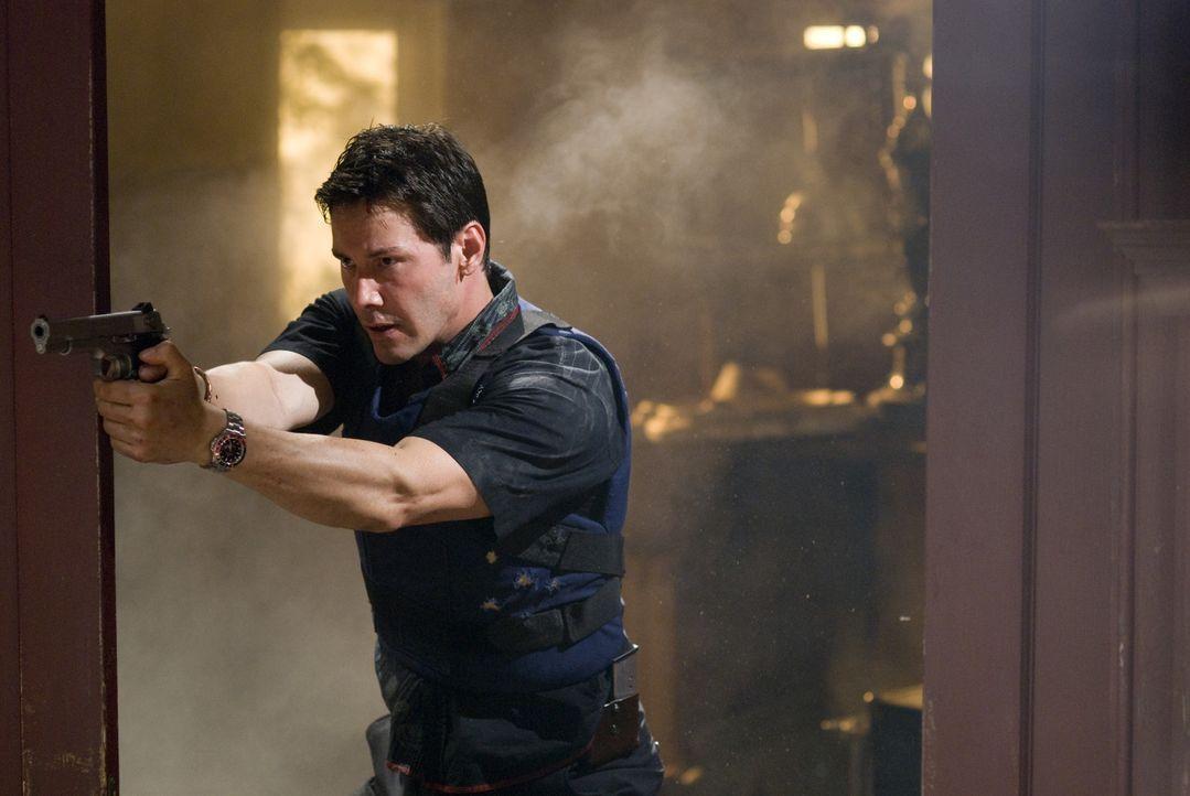 Detective Tom Ludlow (Keanu Reeves) vom Los Angeles Police Department geht hart und kompromisslos vor und macht sich damit auch intern nicht nur Fre... - Bildquelle: 2008 Twentieth Century Fox Corporation. All rights reserved. Not for sale or duplication.