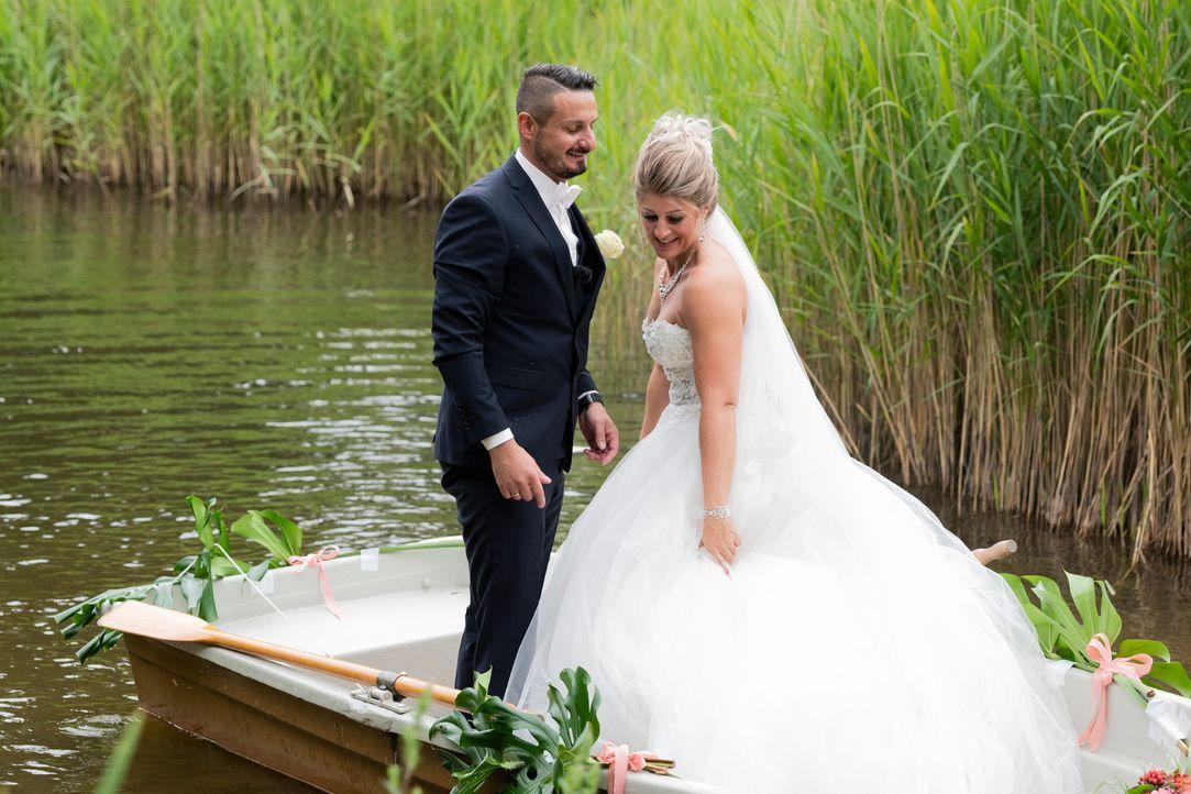 Samantha und Serkan: Die Hochzeit5 - Bildquelle: SAT.1 / Christoph Assmann
