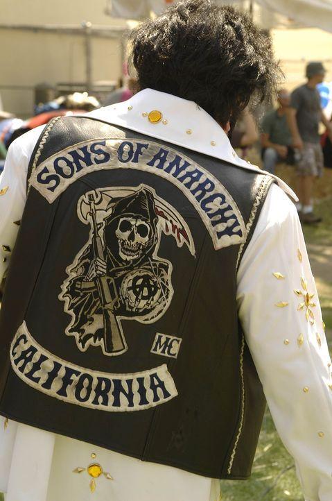 Soll auf einer Benefiz-Veranstaltung als Elvis auftreten: Bobby (Mark Boone Junior) - Bildquelle: 2008 FX Networks, LLC. All rights reserved.