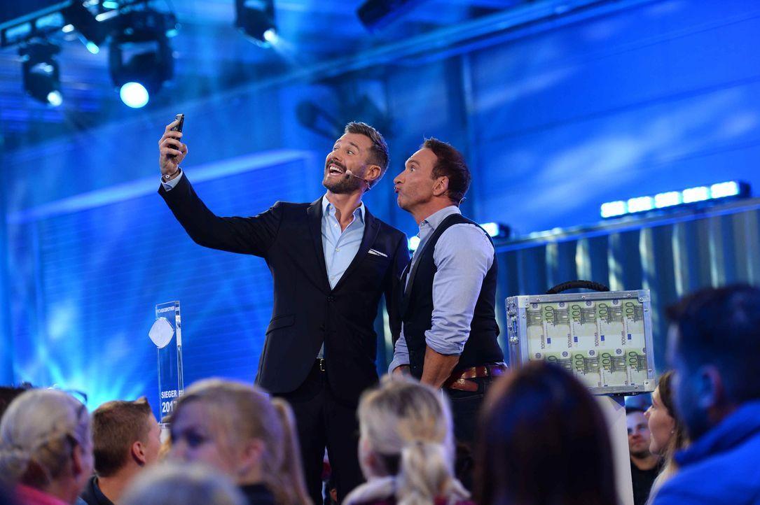 Selfie 2017 - Bildquelle: SAT.1