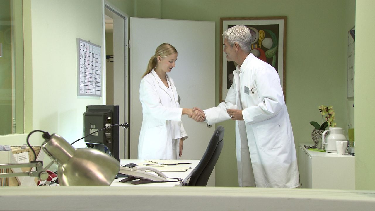 Ärztin-aus-Leidenschaft14 - Bildquelle: SAT.1