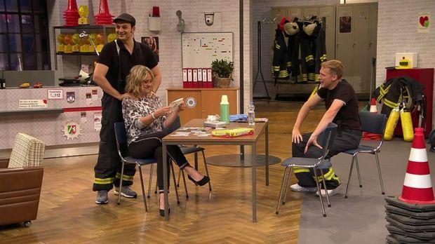 Mord Mit Ansage - Die Krimi-impro Show - Mord Mit Ansage - Die Krimi-impro Show - Feuerwehr