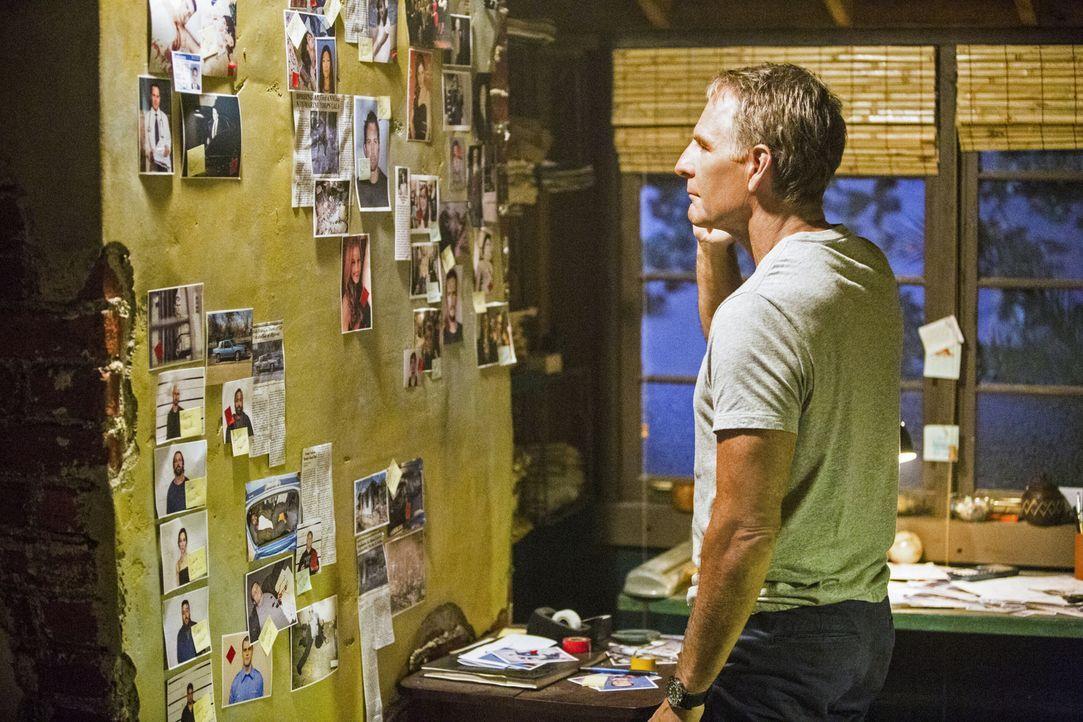 """Um Pride (Scott Bakula) eine Nachricht zukommen zu lassen, ermordet Paul Jenks alias """"Baitfish"""" jemanden, der dem Team sehr nahesteht ... - Bildquelle: Skip Bolen 2015 CBS Broadcasting, Inc. All Rights Reserved"""