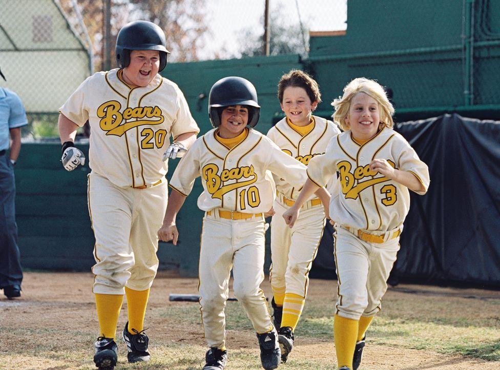 Sie haben nur ein einziges Ziel vor Augen: die Junioren-Meisterschaft im Baseball zu gewinnen! Eigentlich ein realistisches Ziel, wäre da nicht die... - Bildquelle: TM & © Paramount Pictures. All Rights Reserved.
