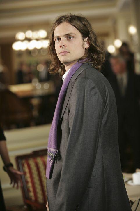 Muss gemeinsam mit seinen Kollegen nach Nashville, um einen Serienmörder zu stellen: Reid (Matthew Gray Gubler) ... - Bildquelle: Touchstone Television