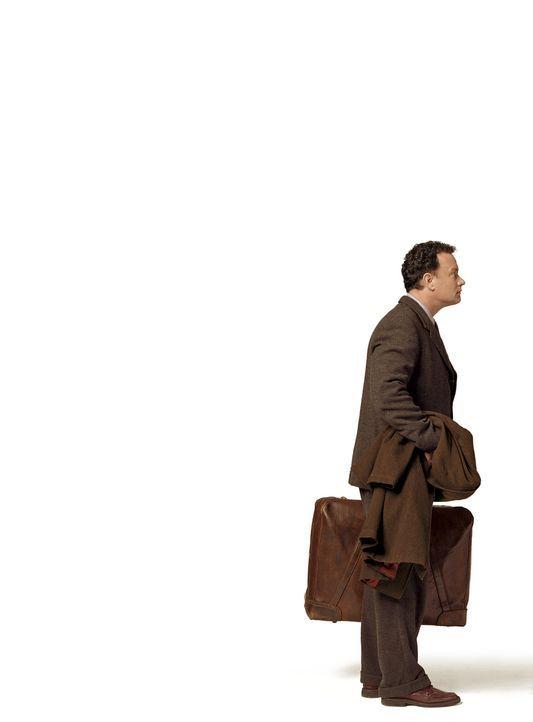 Viktor Navorski (Tom Hanks), ein Immigrant aus dem osteuropäischen Land Krakozhia, landet auf dem New Yorker Flughafen JFK, als sein Heimatland in... - Bildquelle: Merrick Morton DreamWorks Distribution LLC