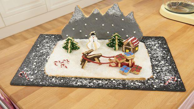 Enies Weihnachtsplätzchen.Michaels Winter Wunder Land