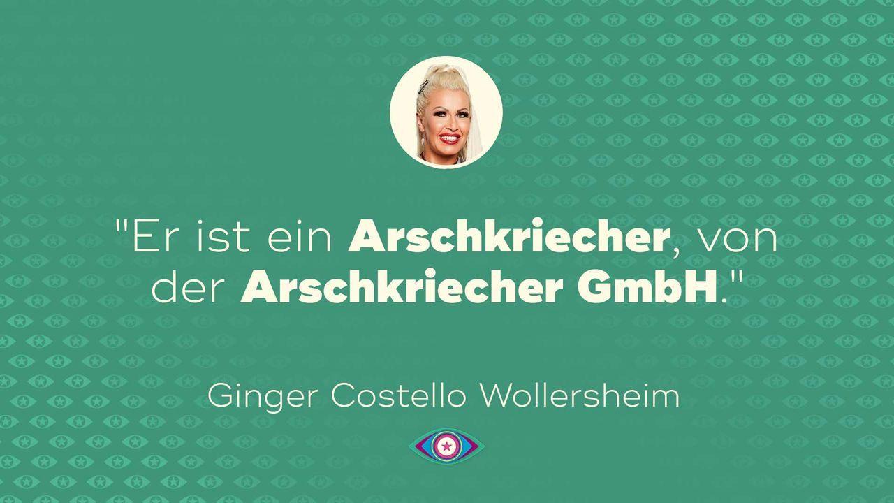 Tag 4: Ginger Arschkriecher