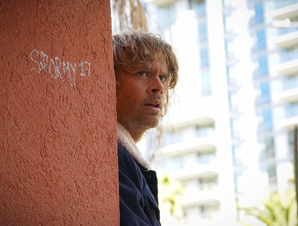Marty Deeks (Eric Christian Olsen) - Bildquelle: Bill Inoshita 2020 CBS Broadcasting Inc. All Rights Reserved. / Bill Inoshita