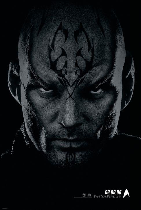 Star Trek - Artwork - Nero (Eric Bana) - Bildquelle: Paramount Pictures