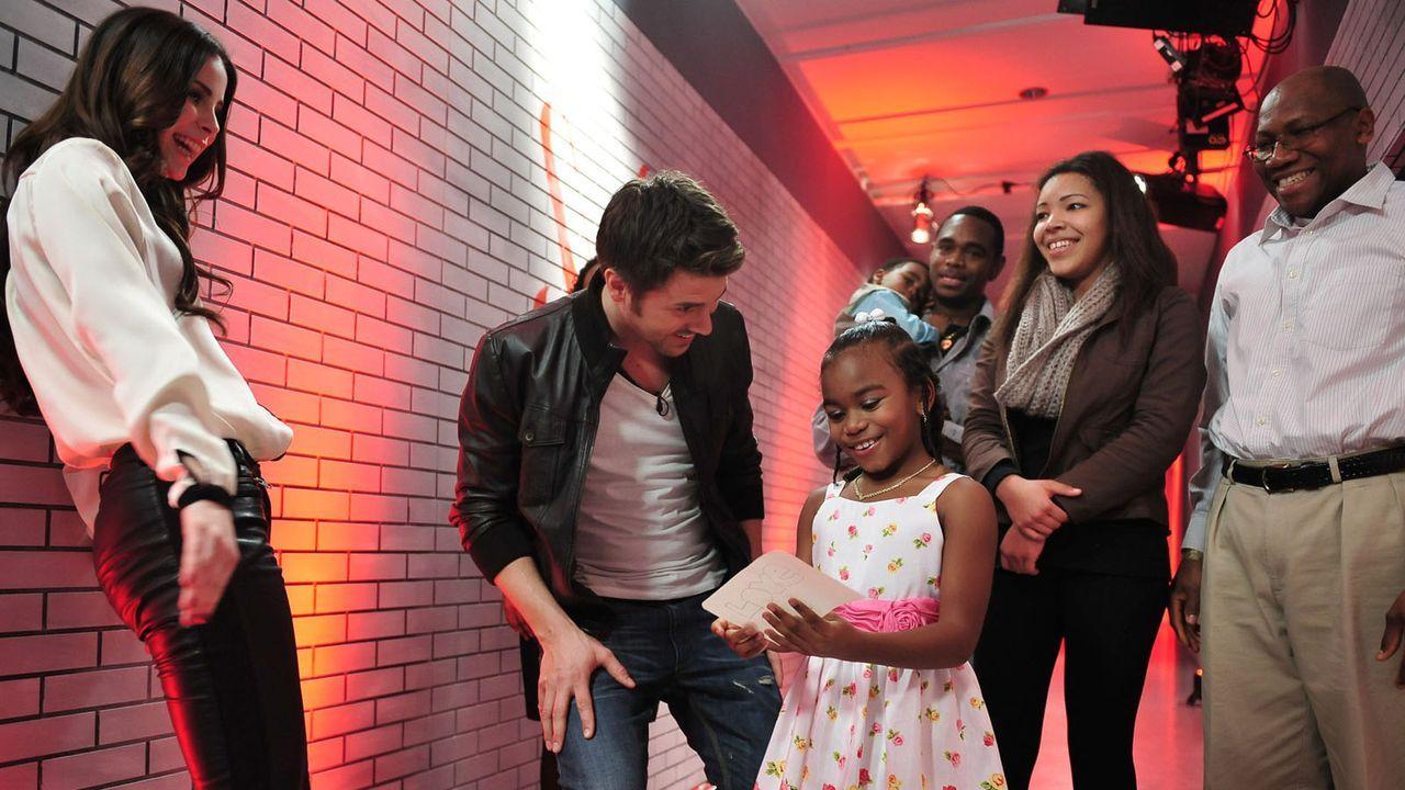The-Voice-Kids-s01e01-Chelsea-016 - Bildquelle: SAT.1/Andre Kowalski