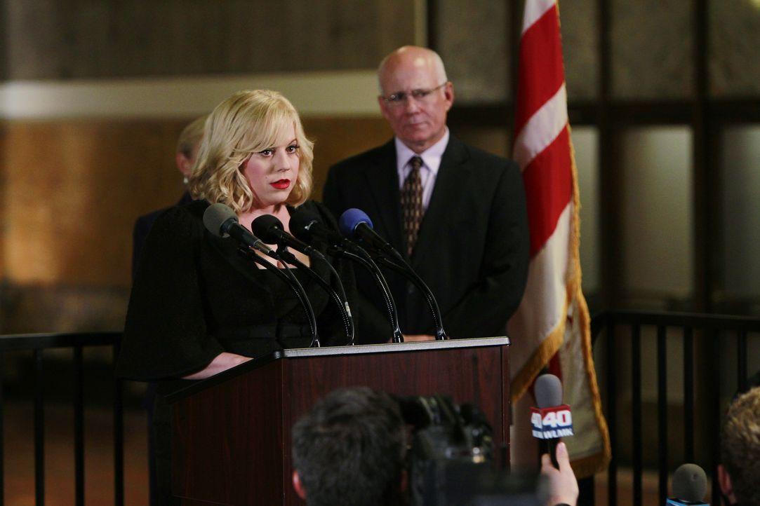 Um einen neuen schrecklichen Fall aufzudecken, versucht Garcia (Kirsten Vangsness, l.) alles ... - Bildquelle: ABC Studios