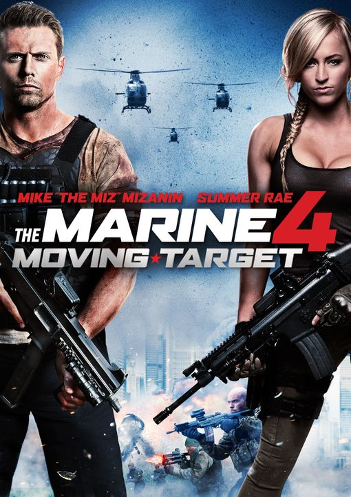 THE MARINE 4: MOVING TARGET - Artwork - Bildquelle: 2015 Twentieth Century Fox Film Corporation. All rights reserved. WWE, the WWE logo and The Miz are trademarks of World Wrestling Entertainment,Inc.