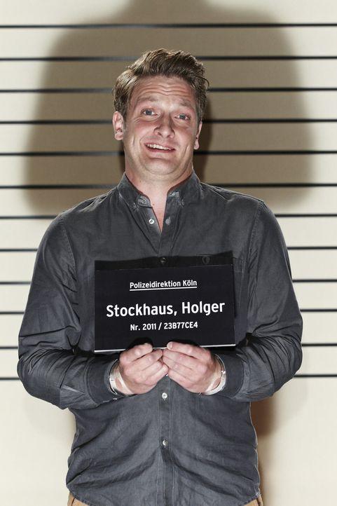 Lässt's krachen: Holger Stockhaus ... - Bildquelle: Guido Engels SAT.1