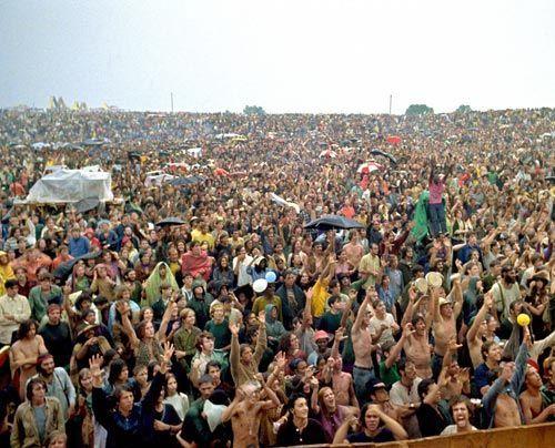 Bildergalerie Woodstock   Frühstücksfernsehen   Ratgeber & Magazine - Bildquelle: AFP