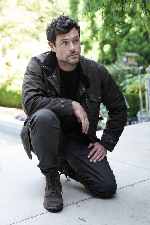 Ethan Raines (Brendan Hines) - Bildquelle: Jace Downs 2018 CBS Broadcasting, Inc. All Rights Reserved