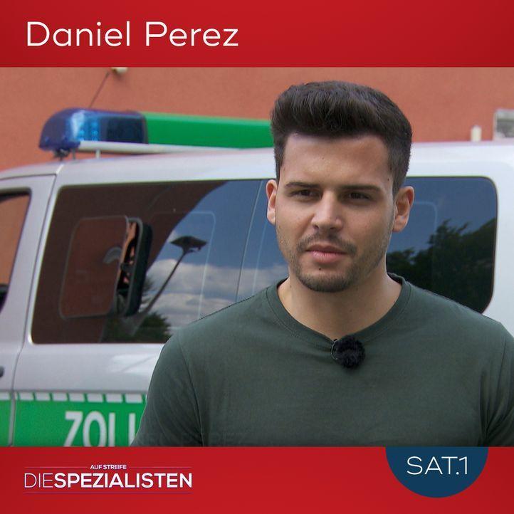 Daniel Perez - Bildquelle: SAT.1