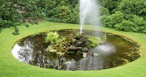 Springbrunnen Selber Bauen Hingucker Im Garten Sat 1 Ratgeber