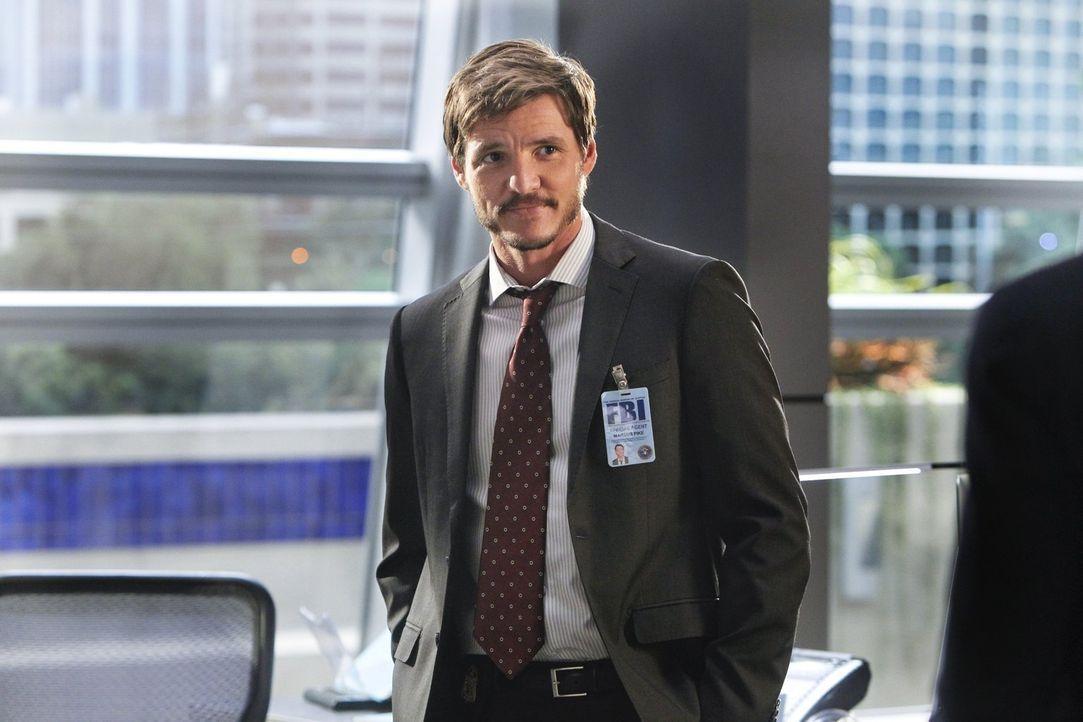 Muss feststellen, dass er keine Chance mehr bei Lisbon hat: Marcus Pike (Pedro Pascal) ... - Bildquelle: Warner Bros. Television