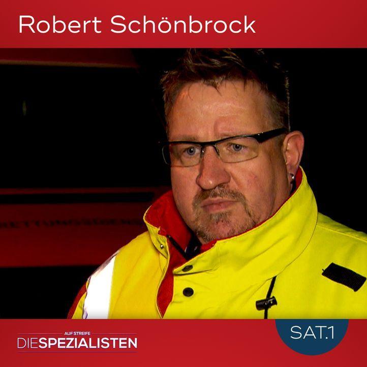 Robert Schönbrock - Bildquelle: SAT.1