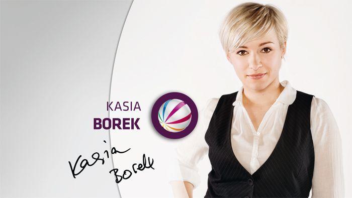 kasia-borek-autogrammkarte - Bildquelle: SAT.1