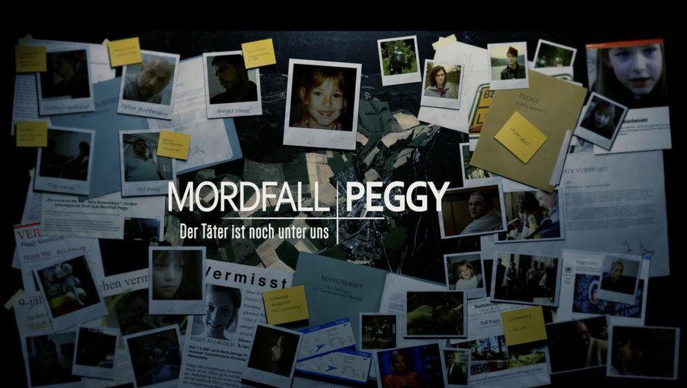 Mordfall Peggy - Der Täter ist noch unter uns - Bildquelle: SAT.1
