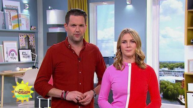 Frühstücksfernsehen - Frühstücksfernsehen - 02.12.2019: Zeitz, Leben Im Baucontainer Und Todesangst