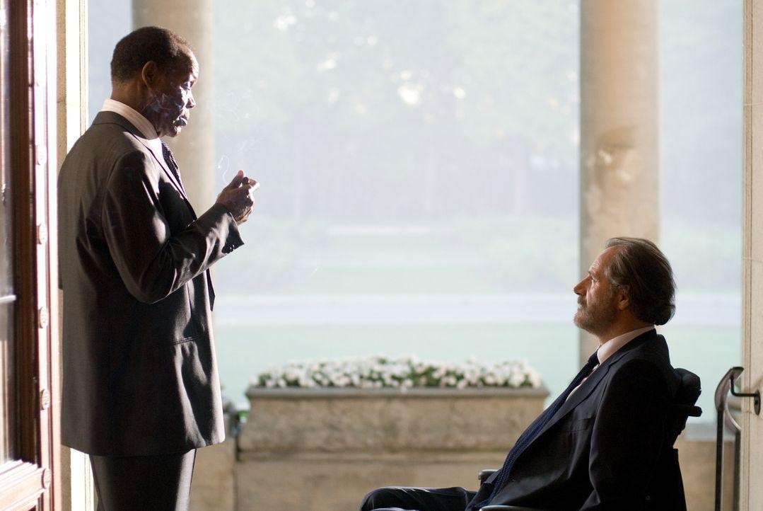 Schmiedet einen hinterlistigen Plan, um den ehemaligen Scharfschützen Swagger für das Attentat auf den Präsidenten verantwortlich machen zu können:... - Bildquelle: Copyright   2007 by PARAMOUNT PICTURES. All Rights Reserved.