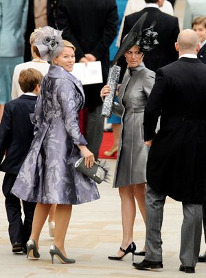 William-Kate-Westminster-Abbey-Zara-Phillips-Mike-Tindall-Autumn-Kelly-11-04-29-300_404_AFP - Bildquelle: AFP
