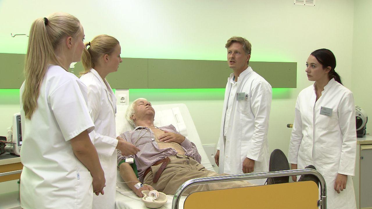 Ärztin-aus-Leidenschaft44 - Bildquelle: SAT.1