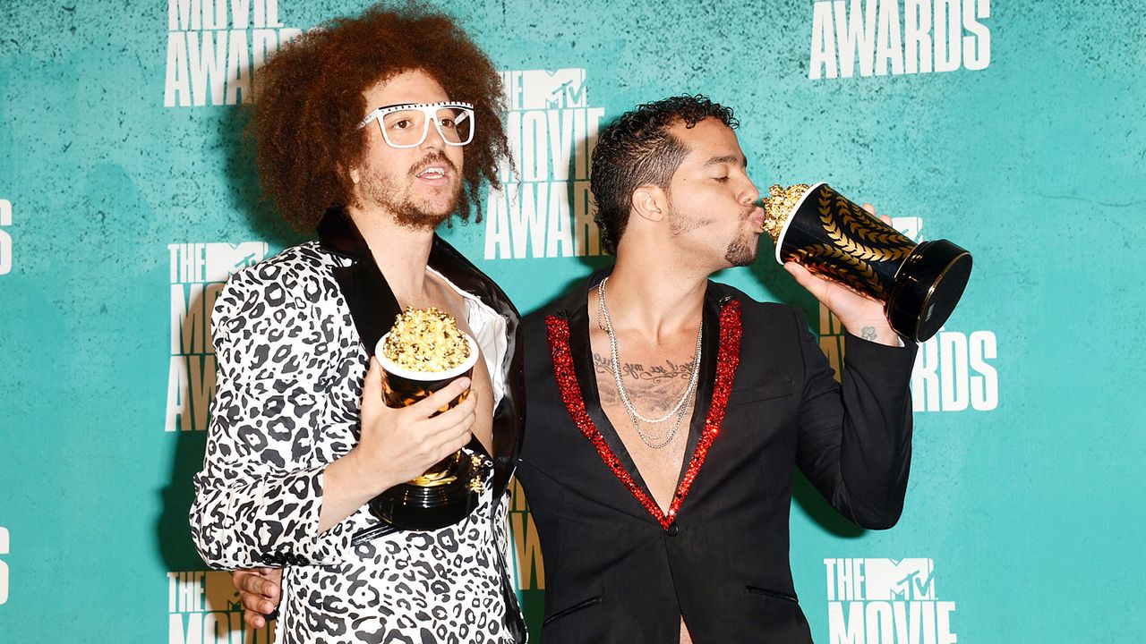 mtv-movie-awards-Red-Foo-Sky-Blu-von-LMFAO2-12-06-03-getty-AFP - Bildquelle: getty-AFP