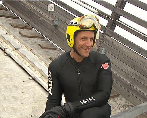 fruehstuecksfernsehen-jan-hahn-skispringen-013 - Bildquelle: Sat.1