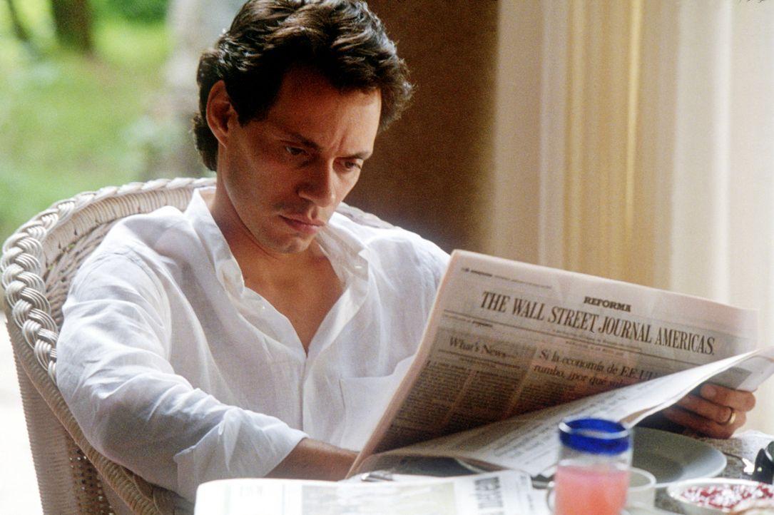 Samuel Ramos (Marc Anthony) steckt in großen finanziellen Nöten. Da wird seine Tochter entführt ... - Bildquelle: 2004 Epsilon Motion Pictures