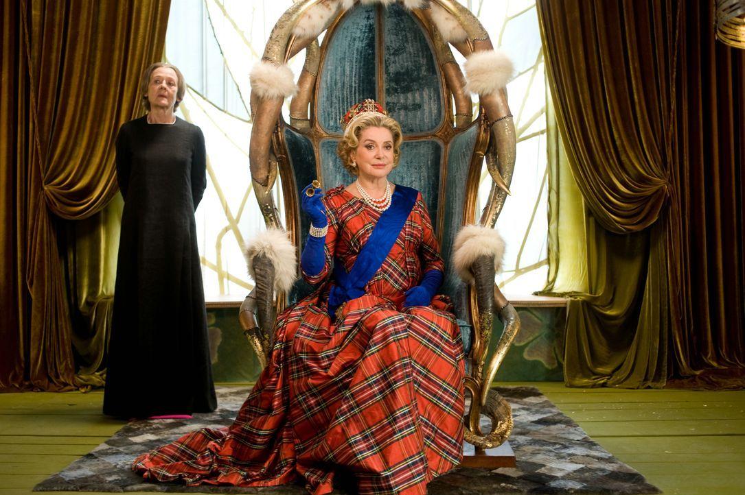 Königin Cordelia (Catherine Deneuve) - Bildquelle: LEONINE Studios