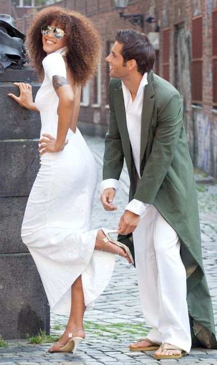 Hochzeitskleider-10-dpa - Bildquelle: dpa