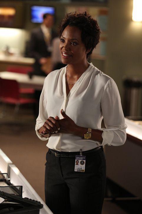 Steht dem Team bei den Ermittlungen in einem neuen Fall zur Seite: Psychologin Dr. Tara Lewis (Aisha Tyler) ... - Bildquelle: ABC Studios