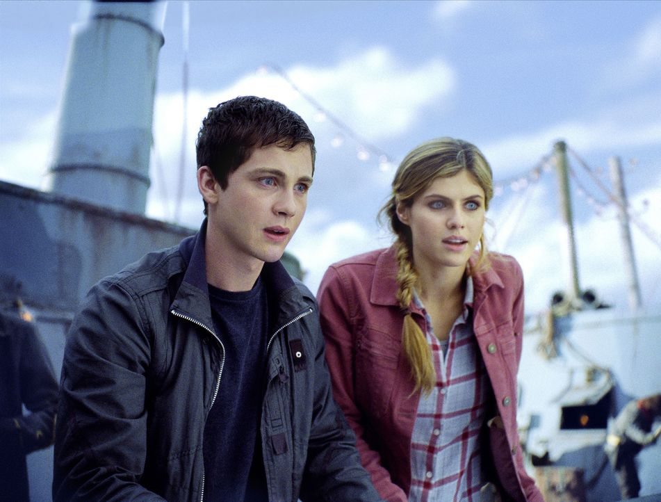 Percy Jackson: Im Bann des Zyklopen - Bildquelle: 2013 Twentieth Century Fox Film Corporation. All rights reserved.
