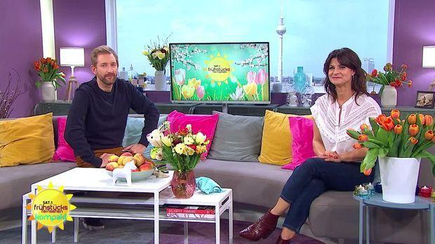 Frühstücksfernsehen - Frühstücksfernsehen - 03.04.2020: Vitaminbomben, Essen Von Strippern & Cathy Hummels