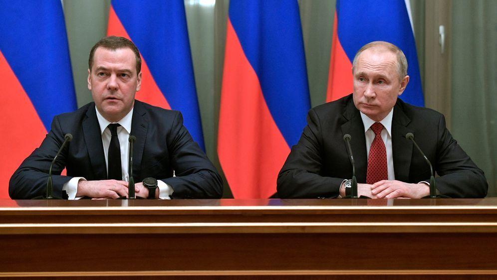 - Bildquelle: Alexei Nikolsky/Sputnik/Kremlin Pool/AP/dpa