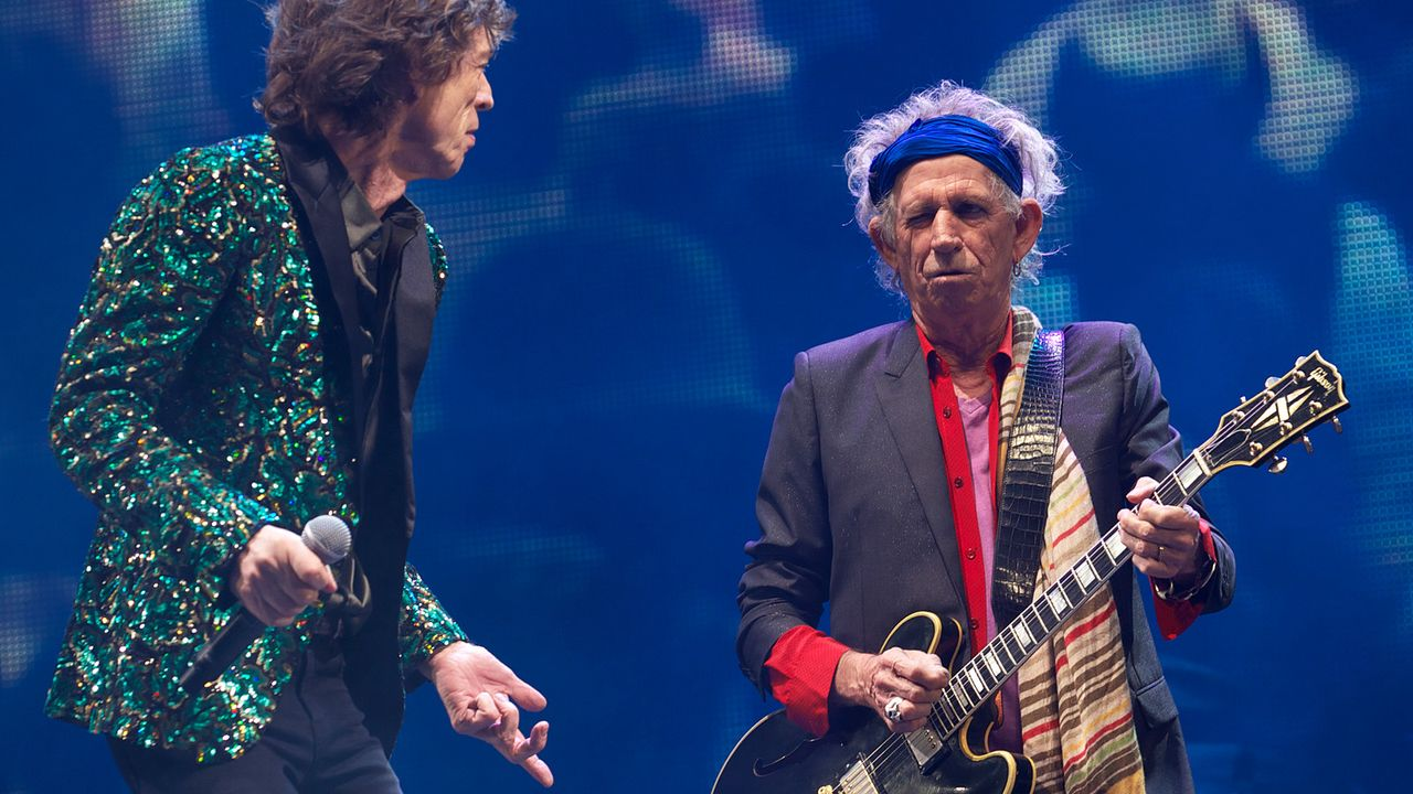 Mick-Jagger-Keith-Richards-13-06-29-AFP - Bildquelle: AFP