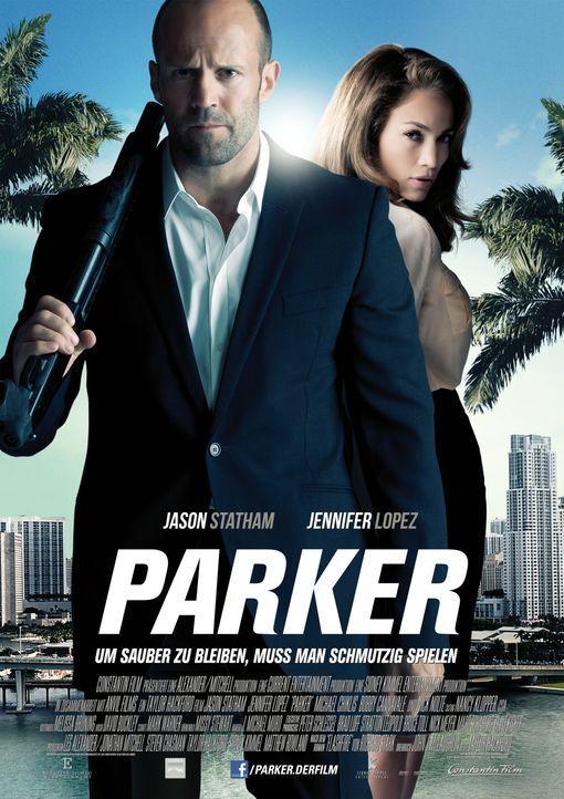 PARKER - Plakatmotiv - Bildquelle: Jack English 2013 Constantin Film Verleih GmbH / Jack English