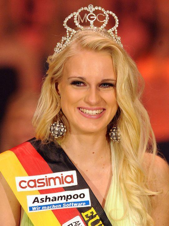 2011-Miss-Germany-Anne-Kathrin-Kosch-11-02-13-dpa - Bildquelle: usage Germany only, Verwendung nur in Deutschland