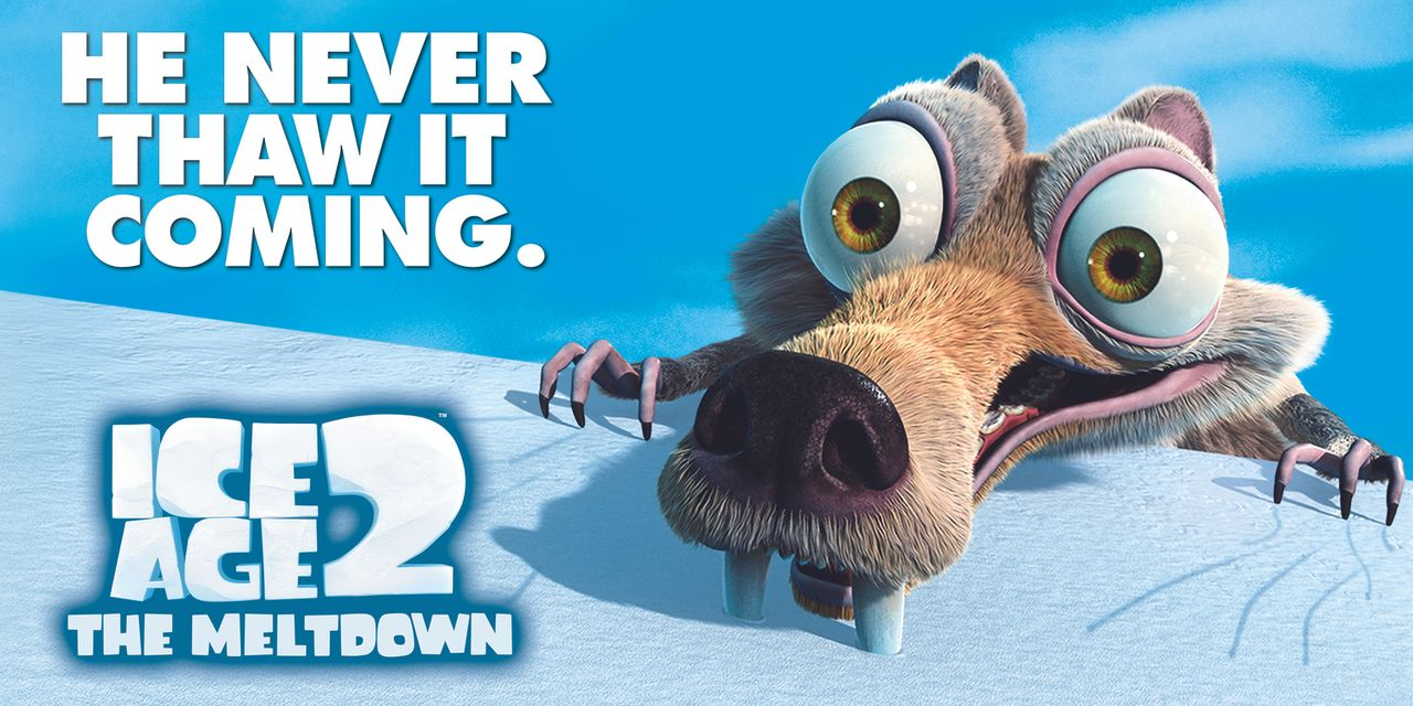 ICE AGE 2 - JETZT TAUT'S - Artwork - Bildquelle: ICE AGE THE MELTDOWN TM &   2006 Twentieth Century Fox Film Corporation. All Rights Reserved.