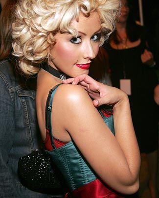Galerie: Christina Aguilera | Heissssss! - Bildquelle: getty - AFP
