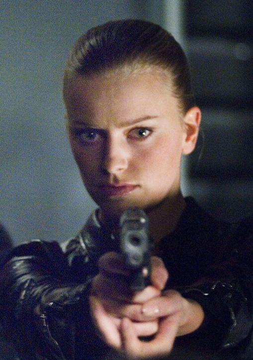 Mit ihr ist nicht länger zu spaßen: Lia (Lisa Lovbrand) ... - Bildquelle: Sony Pictures Home Entertainment