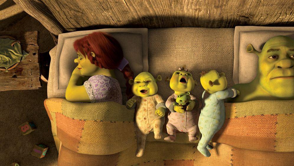 Für immer Shrek - Bildquelle: 2012 DreamWorks Animation LLC. All Rights Reserved.